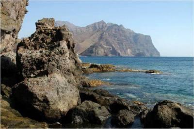 Los roques desde El Veril